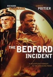 The Bedford Incident [new Dvd] Subtitled Widescreen