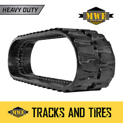 Fits Bobcat 430-fasttrack - 13 Mwe Heavy Duty Excavator Rubber Track