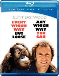 Clint Eastwood - Every Which Way But Loose / Any Which Way You Can [new Blu-ray]