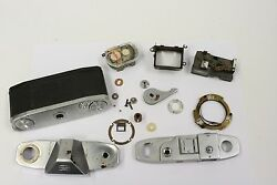 Misc. Camera Parts Zeiss Graflex 35mm As Shown From A Retired Technician