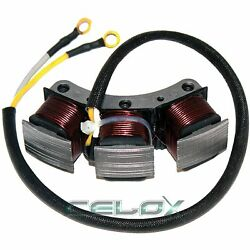 Auxiliary Stator For Mercury Outboard 20hp 25hp 1989 1990 1991 1992 1993-2004