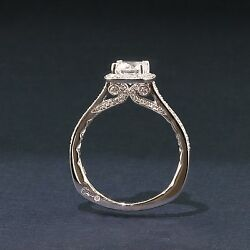 Gorgeous A. Jaffe Halo Engagement Ring For 1ct Round A Jaffe Style Mes7541q/139
