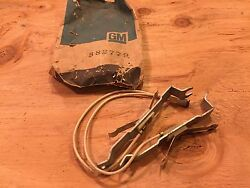 New Old Stock Nos Gm Dlx. Steering Wheel Horn Contacts 382779