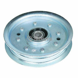 280-164 2 Pack Replacement Heavy Duty Idler Pulley John Deere Lawn Tractor