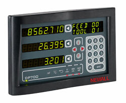 Newall Dp700 2 Axis Digital Readout Dro Display For Milling