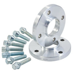 VW UP 1.0 1.0T 15mm Hubcentric Alloy Wheel Spacers Kit 4x100 | 57.1mm