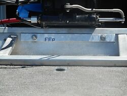 Marine Outboard Transom Saver / Top Motor Mount / Torque Arm / By Ffp