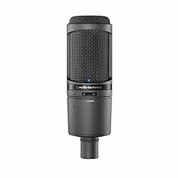 Audio-Technica AT2020USBi Cardioid Condenser USB Microphone US Authorized Dealer