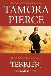 Terrier (The Legend of Beka Cooper Book 1) by Tamora Pierce