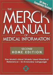 The Merck Manual of Medical Information Second Edition: The Worlds Most Widely