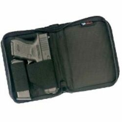 E-Z Rider Pouch w Paddle Keltec P1140 PF9; S&W M&P Cpt; Walther PPS PK380