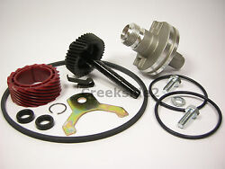 17 And 40 Th350 700r4 Speedo Setup Kit - Housing Gears Seals Retainers Speedometer