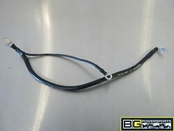 EB438 2012 12 HARLEY FLD SWITCHBACK NEGATIVE BATTERY CABLE LEAD