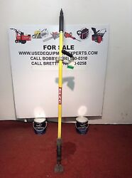 Edco Air 5' Chisel Scaler Chipping Hammer Tile Removal Stripper Used