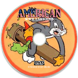 23 American Wwii Propaganda Cartoons On Dvd Looney Tunes Terrytoons Some Banned