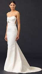 J Mendel Adelaide Ss16 Wedding Gown Sz. 4 - Virtually Unaltered