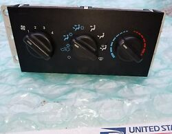 97 00 98 99 01 JEEP CHEROKEE HEATER AC CLIMATE CONTROL UNIT SPORT COUNTRY
