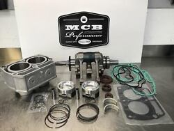 2012 Polaris Rzr 800 Engine Rebuild Crank Piston Gasket Cyl Core Fee Included