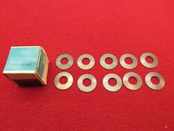 Nos 63 64 65 66 67 Vette Concealed Headlight Control Drive Activator Washers 10