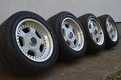 Lorinser Mercedes wheels 8x16 5x112 BBS RT 014 RS w123 w126 r129 190 w124 s sl