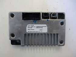Ds7t-14f239-bj | Ford / Lincoln Oem Gps Navigation Screen Control Module Unit