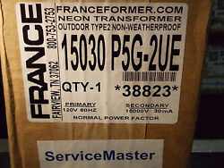 France Electric Sign Repair Parts 15030 P5g-2ue Outdoor Type 2 Neon Transformer