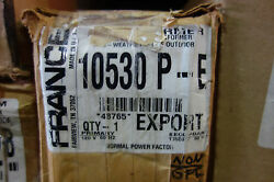 France Electric Sign Repair Parts 1050 P-e Outdoor Type 2 Neon Transformer