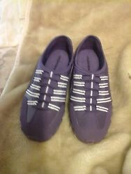 Womens Shoes Purple Size 91/2 Comfort View
