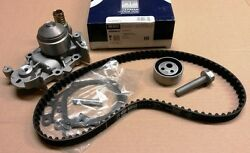 Timing Belt And Water Pump Kit For Renault Clio Kangoo Twingo 1996- 1.2l 8v D7f
