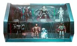 Star Wars D23 Exclusive Elite Series Limited Edition Set of 8 Die Cast NEW