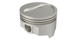 Icon Forged Piston And Ring Set 060 Dish Top For Ford Big Block Fe 410 V8 Mercury