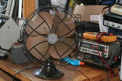Vintage Oscillating Fan great air cool condition     Repaired
