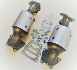 2003 2004 2005 2006 2007 2008 2009 Acura Mdx 3.5l And 3.7l Catalytic Converters