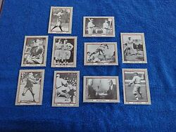 23 Different Ty Cobb Baseball Cards Lot – Tigers - Nm Or Better