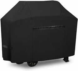 Icover 82 Inch Barbecue Smoker/grill Cover For Weber Char-broil Brinkmann G21607