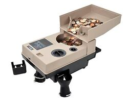 Cassida C500 Coin Counter Sorter Off Sorter 2000 Coins Minute 3 Years Wty New