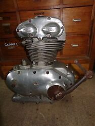 Mondial 200 C.c. 60and039s Complete Engine Box 89