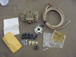 Nos Delco Ti Transistorized Ignition Kit Amp Wiring And Distributor Magnet 24v