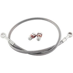 Yamaha 1985-2007 V-max 1200 Vmax Galfer Braided Stainless Steel Clutch Line Kit