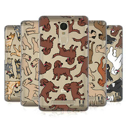 HEAD CASE DESIGNS DOG BREED PATTERNS 8 HARD BACK CASE FOR XIAOMI PHONES