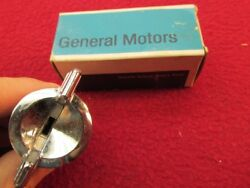 Nos 1972 72 Vette Ignition Lock Cylinder Uncoded Gm 7014844