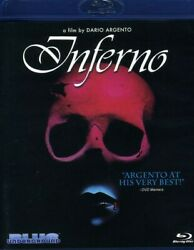 Inferno [new Blu-ray] Digital Theater System Subtitled Widescreen