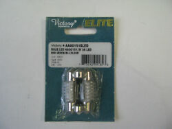Victory Elite Series 25 Old Series, Bulb Led Aa00151bled Bi-color, Red/green