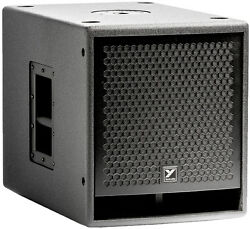 Yorkville Ps12s Active 12 Powered Subwoofer 1800 Watts Class-d Amplified Dj Sub