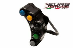 Cnc Racing Left Handlebar Switch Street Use For Ducati Panigale 899 1199 1299