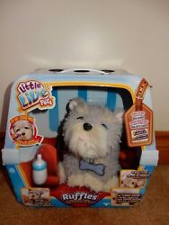 Little Live Pets Ruffles My Dream Puppy Brand New Free Usps Shipping
