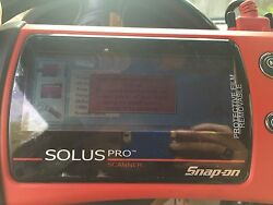Snap On Solus Pro Scanner Eesc 316 With 12.4 Bundle 2012, European Cars Included