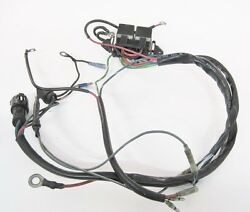 1992 60hp Evinrude Outboard Trim Motor & Control Cable 584177 (B7-6)