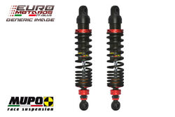 Harley Davidson Fxd Dyna 1991-2015 Mupo Suspension St03 Twin Shock Absorbers New