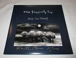 Gord Downie Signed The Tragically Hip Day For Night Vinyl Record Jsa